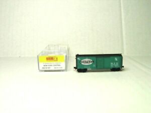 MICRO-TRAINS Z SCALE 40' STANDARD BOX CAR NEW YORK CENTRAL 50000057