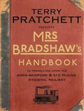 Mrs Bradshaw's Handbook (Discworld) by Pratchett, Terry, NEW Book, FREE & FAST D