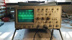 TEKTRONIX 2465 OSCILLOSCOPE 4 x 300 MHz  opt: A1