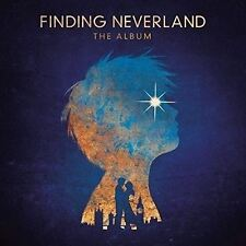 FINDING NEVERLAND - El Álbum (BANDA SONORA) - CD ÁLBUM Dañado FUNDA