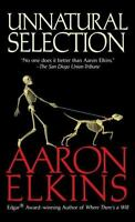 Unnatural Selection (A Gideon Oliver Mystery) by Elkins, Aaron
