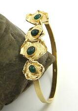 Handgefertigt Echtschmuck-Armbänder aus Gelbgold