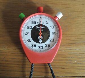vintage hanhart felix wind-up stopwatch.