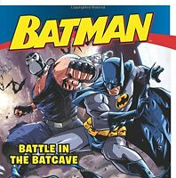 Batman Classic: Battle in the Batcave by Donald Lemke
