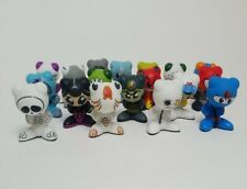 UB Funkeys Lot of 18 Figures Untested + Rare  Stitch , Radica, Bones White