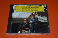 """CD BRAHMS """"CONCERTO POUR VIOLON"""" S. MINTZ & C. ABBADO / D. GRAMMOPHON, TB ÉTAT"""