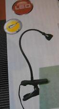 Brilliant Klemmleuchte Linda schwarz HK13930A06 LED 3Watt