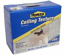 Dry Mix Popcorn Ceiling Texture 13lb Spray-On Indoor Spackling Paste DIY Project