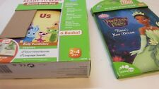 LeapFrog Tag Reading Learning Books and set New
