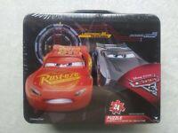 Disney Pixar Cars 3 Puzzle 24 Piece, Featuring Lightning McQueen & Jackson Storm