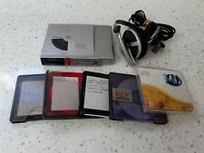 SONY MD Walkman MZ-R37 MiniDisc Recorder Player Bundle