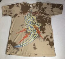Ed Hardy By Christian Audigier Mens Tie Die Graphic T Shirt B4
