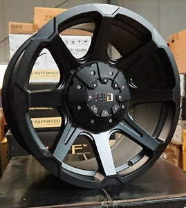 RID R05 9x18 6x114,3 Felgen für Nissan Navara Renault Alaskan Mercedes X350