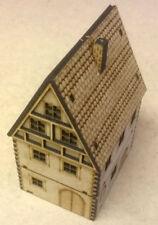 15 mm escala Post Segunda Guerra Mundial Kit De Casa Vieja alemán Madera Mdf, equipo Yankee O Fow