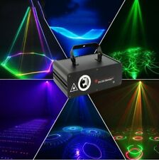 500MW 6 in 1 RGB  full color animation laser light KTV DJ DMX stage light show