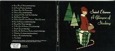 SAINT ETIENNE A Glimpse Of Stocking 2010 UK limited 15-track fan club CD