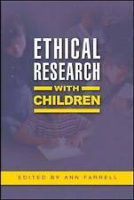 Ethical Research with Children-ExLibrary