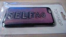 Girl's Super TopShop IPhone 6/6S Holographic Pink Phone Case BNWT £12 In Store