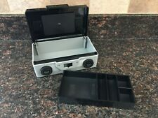 Cash Money Box with Tray Inside Combination Lock Great for Yard Garage Sales