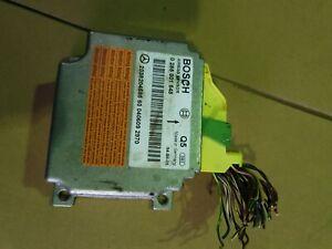 MERCEDES C Class W203 CLK W209 Airbag SRS Control Module Unit A2038204585