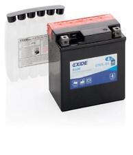 Batterie moto Exide YTX7L-BS IDEM 12N7-3A/3B 12V 6AH 80A 113X70X130MM