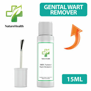 Genital Wart Remover 100% Natural Treatment PAIN FREE Genital Herpes Removal