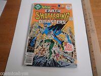 DC Special #28 Batman Aquaman Earth Shattering Disasters Legion F/VF 1970s comic