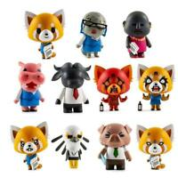 Kidrobot AGGRETSUKO BLIND BOX MINI SERIES BY KIDROBOT X SANRIO FREE SHIPPING (SI