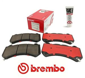 Brembo Front Ceramic Brake Pads For Grand Cherokee Charger SRT Nismo GTR ZL1 ATS