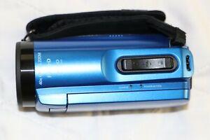Canon VIXIA HF W10 High Definition Camcorder - Blue
