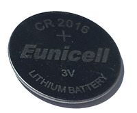1 x CR2016 3V Lithium Knopfzelle 70 mAh lose Markenware Eunicell