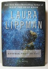 ANOTHER THING TO FALL by Laura Lippman, signed 1st edition/ 1st printing