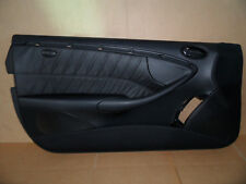 Mercedes CLK W209 Coupe Leder Türverkleidung Verkleidung L 2097207172 2097204972