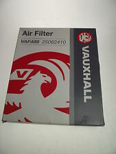 Genuine Vauxhall Carlton (Omega A) Brand New Air Filter 25062410