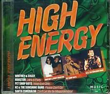 HIGH ENERGY CD PET SHOP BOYS MARVIN GAYE USHER D769