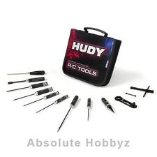 Hudy Tool Set w/Carrying Bag (Nitro Touring Car) - HUD190002