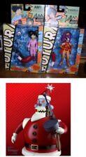 Futurama Amy & Clobberella Santa Robot  build a bot  parts 2 Action Figure