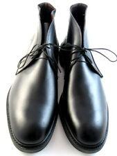 "NEW Allen Edmonds ""RENTON"" CHUKKA Boots 11.5 D Black DAINITE SOLES  USA (529)"