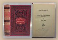 Dahn Die Bataver 1890 aus Bibliothek von Osterroth Belletristik Adel xy