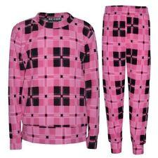 T-shirts, hauts et chemises roses avec des motifs Carreaux pour fille de 2 à 16 ans