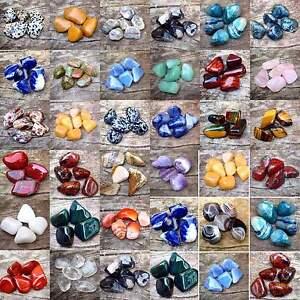 20+ XS tumbled stones crystal tumblestones gemstones tumblestone 5 - 10mm
