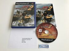 ATV Offroad Fury 2 - Sony PlayStation PS2 - UK - Avec Notice