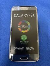 Samsung Galaxy S6 G920A 32GB ATT Unlocked - blue