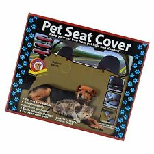 Universal Waterproof Pet Car  Seat Protective Cover Rear Back Boot Liner Mat