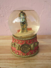 Vintage 1980s Emmett Kelly signed Snow Globe by Flambro for sale by owner!