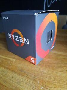 Ryzen 5 2600 With Wraith Cooler