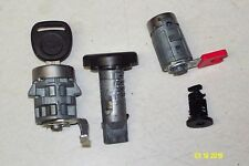 GM 20825032 Door Lock Cylinder REKEY SET, GENUINE GM