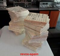 "CINTA BOBINA  CONCERT TAPE 1800 FEET DE 7"" (18 cm) 1/4 - REEL TO REEL TAPE"