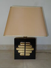 ancienne lampe bureau DISDEROT design desk light space age tischlamp