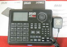 AKAI XR-20 Beat Production Station drum machine xr20 w/ Power Supply + Manuals!